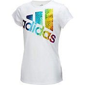 adidas Girls' Colors Ignite T-Shirt