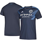 adidas Men's New York City FC Secondary Replica Jersey