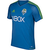 adidas Men's Seattle Sounders Black Training Top
