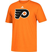 adidas Men's Philadelphia Flyers   Orange T-Shirt