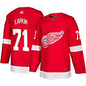 adidas Men's Detroit Red Wings Dylan Larkin #71 Authentic Pro Home Jersey