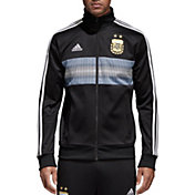 adidas Men's 2018 FIFA World Cup Argentina Black Track Jacket