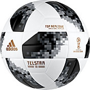 adidas 2018 FIFA World Cup Russia Telstar Top Replique Soccer Ball