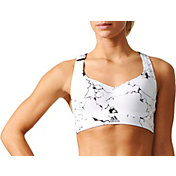 adidas Women's CMMTTD Chill Marble Sports Bra