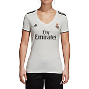adidas Women's Real Madrid 2018 Stadium Home Replica Jersey