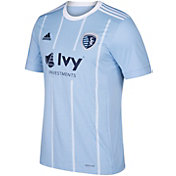 adidas Youth Sporting KC Primary Replica Jersey