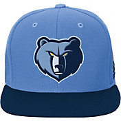 adidas Boys' Memphis Grizzlies Adjustable Snapback Hat