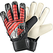 adidas Youth Predator Fingersave Junior Soccer Goalkeeper Gloves