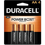 Duracell Coppertop AA Alkaline Batteries – 4 PackMN