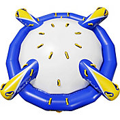 Aquaglide Rock It 4-Person Inflatable Rocker Tube