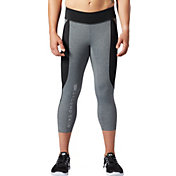 SECOND SKIN Women's QUATROFLX Heather Compression Capris