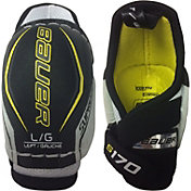 Bauer Youth Supreme S170 Hard Ice Hockey Elbow Pads
