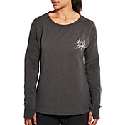 CALIA by Carrie Underwood Women's Shine Bright Graphic Crew Sweatshirt