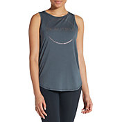 CALIA by Carrie Underwood Women's Graphic Muscle Tank Top