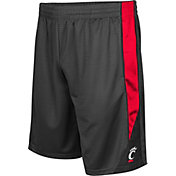 Colosseum Men's Cincinnati Bearcats Grey Turn Over Shorts