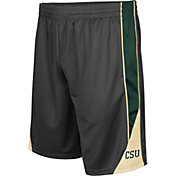 Colosseum Men's Colorado State Rams Grey Turn Over Shorts