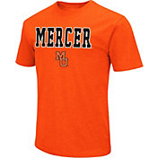 Colosseum Men's Mercer Bears Orange Dual Blend T-Shirt