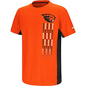 Colosseum Youth Oregon State Beavers Orange Setter T-Shirt