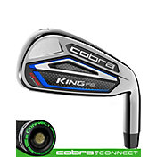 Cobra KING F8 ONE Length Irons – (Graphite)