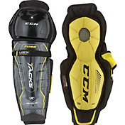 CCM Senior Tacks 7092 Ice Hockey Shin Guards