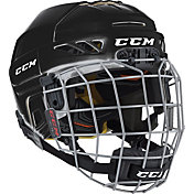 CCM Youth FL3DS Fitlite Ice Hockey Helmet Combo
