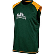 Champion Men's Baylor Bears Green Muscle Tee