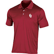 Champion Men's Oklahoma Sooners Crimson Classic Polo