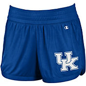 Champion Women's Kentucky Wildcats Blue Endurance Shorts