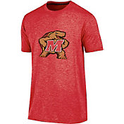 Champion Men's Maryland Terrapins Red Touchback T-Shirt