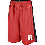 Champion Men's Rutgers Scarlet Knights Scarlet Training Shorts