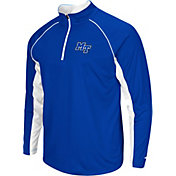 Colosseum Men's Middle Tennessee State Blue Raiders Blue Airstream Quarter-Zip
