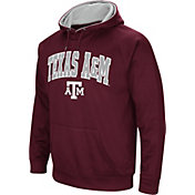 Colosseum Men's Texas A&M Aggies Maroon Fleece Hoodie