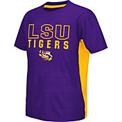 Colosseum Athletics Youth LSU Tigers Purple Vault T-Shirt
