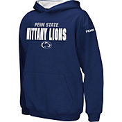 Colosseum Boys' Penn State Nittany Lions Blue Pullover Hoodie