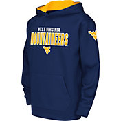 Colosseum Youth West Virginia Mountaineers Blue Fleece Hoodie