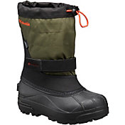 Columbia Kids' Powderbug Plus II Insulated Winter Boots