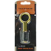 Field & Stream Snap Drain Plug