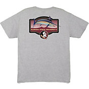Guy Harvey Men's Florida State Seminoles Grey Master's T-Shirt