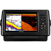 Garmin echoMAP 73cv Inland CHIRP Fish Finder / Chartplotter Combo
