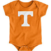 Gen2 Infant Tennessee Volunteers Tennessee Orange Logo Onesie