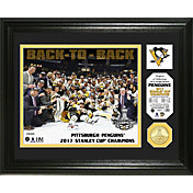Highland Mint 2017 Stanley Cup Champions Pittsburgh Penguins Team Photo