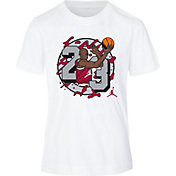 Jordan Boys' 23 Split Defender T-Shirt