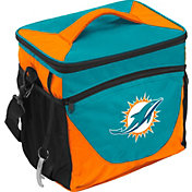 Miami Dolphins 24 Can Cooler