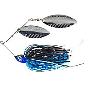 Lunkerhunt Kraken Colorado & Double Willow Leaf Spinnerbait