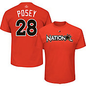 Majestic Men's 2017 National League Buster Posey Home Run Derby T-Shirt