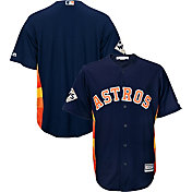 Majestic Men's 2017 World Series Replica Houston Astros Cool Base Alternate Navy Jersey