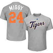 Majestic Men's Detroit Tigers Miguel Cabrera 'Miggy' MLB Players Weekend T-Shirt