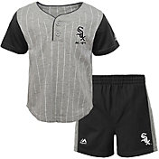 Majestic Toddler Chicago White Sox Batter Up Shorts & Top Set