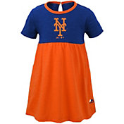 Majestic Youth Girls' New York Mets Twirl Dress