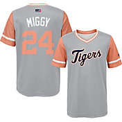 Majestic Youth Detroit Tigers Miguel Cabrera 'Miggy' MLB Players Weekend Jersey Top